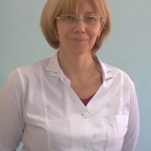 Pruhodko Alina Ivanivna