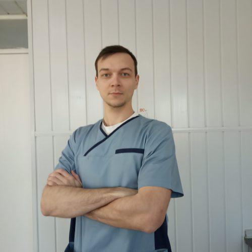 Шуваeв Максим Вiкторович